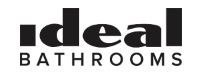 Ideal Bathrooms logo