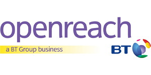 BT Openreach logo
