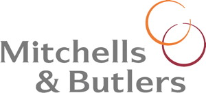 Mitchell and Butler logo
